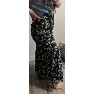 Maxi Floral Banana Republic Skirt